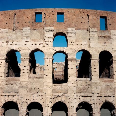 Colosseum Wall