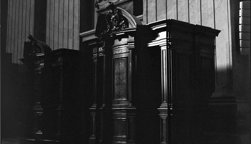 Confessionals, St. Peters