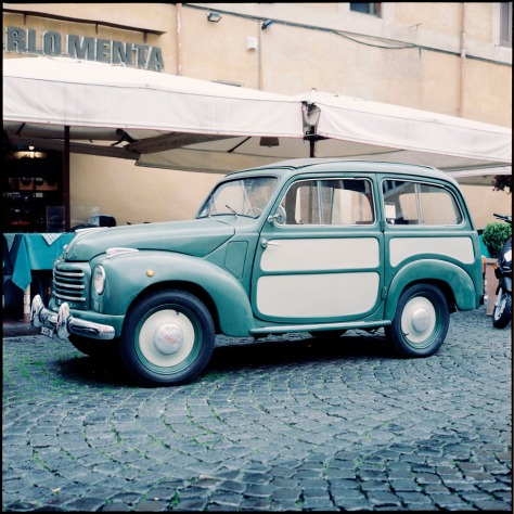 Fiat Wagon, Trastevere