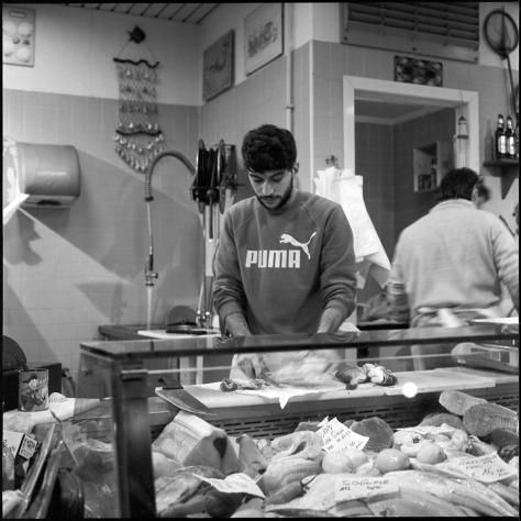 Fishmonger, Mercato Centrale