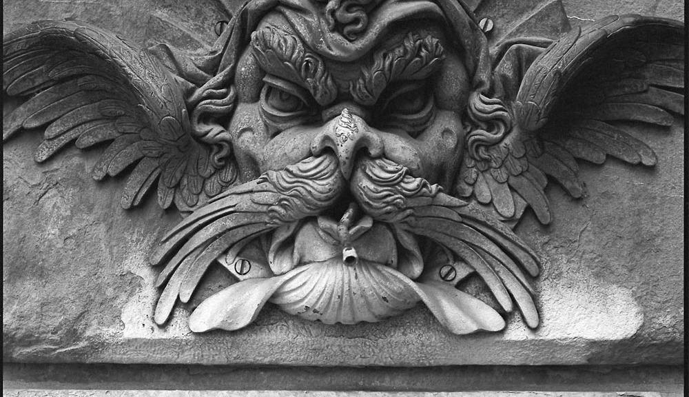 Fountainhead, Palazzo Pitti