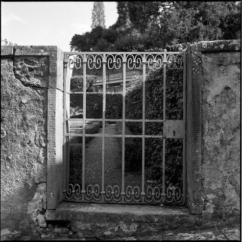 Garden Gate, Boboli Gardens