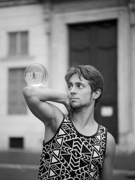 Juggler, Piazza Navona