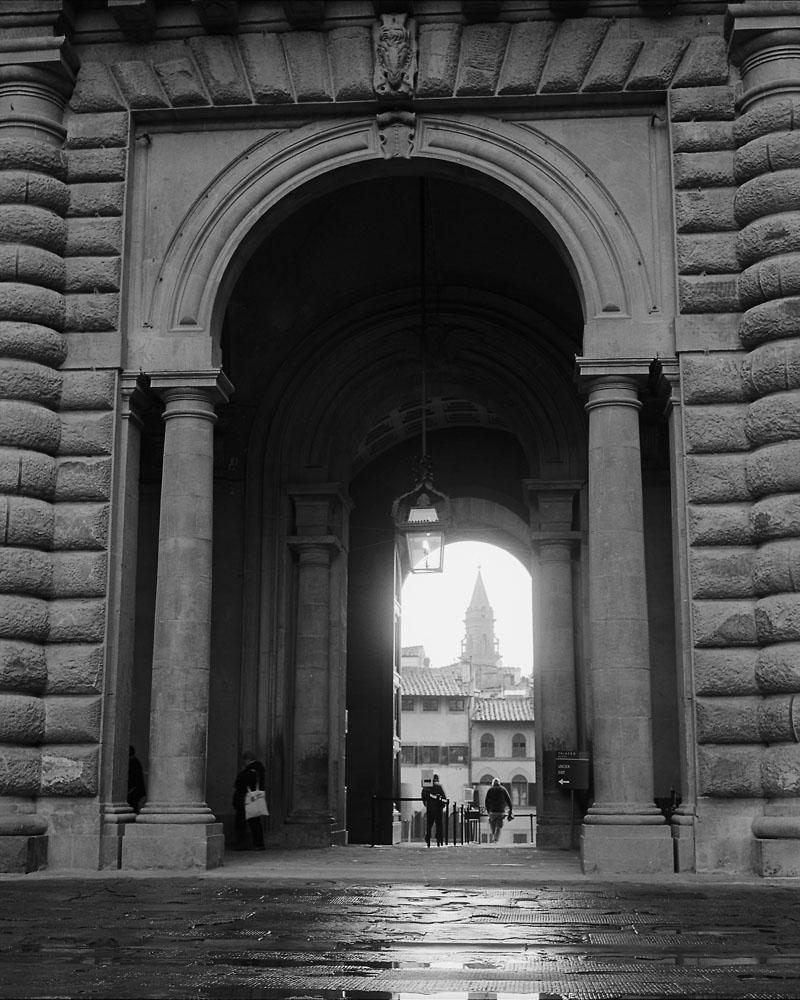 Tele rolleiflex dcphotoartist for Palazzo pitti