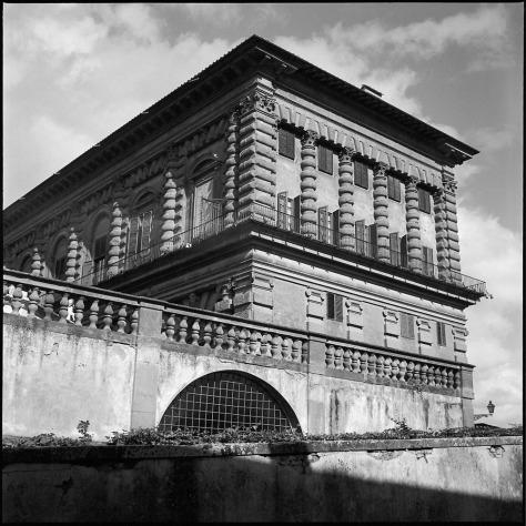 Medici Residence Wing, Palazzo Pitti