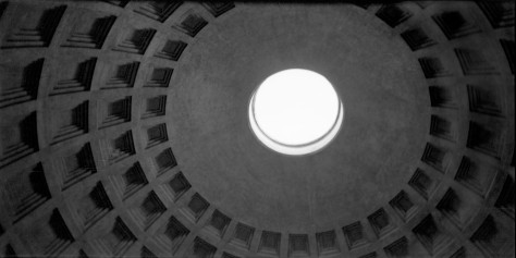 Oculus, Pantheon Dome
