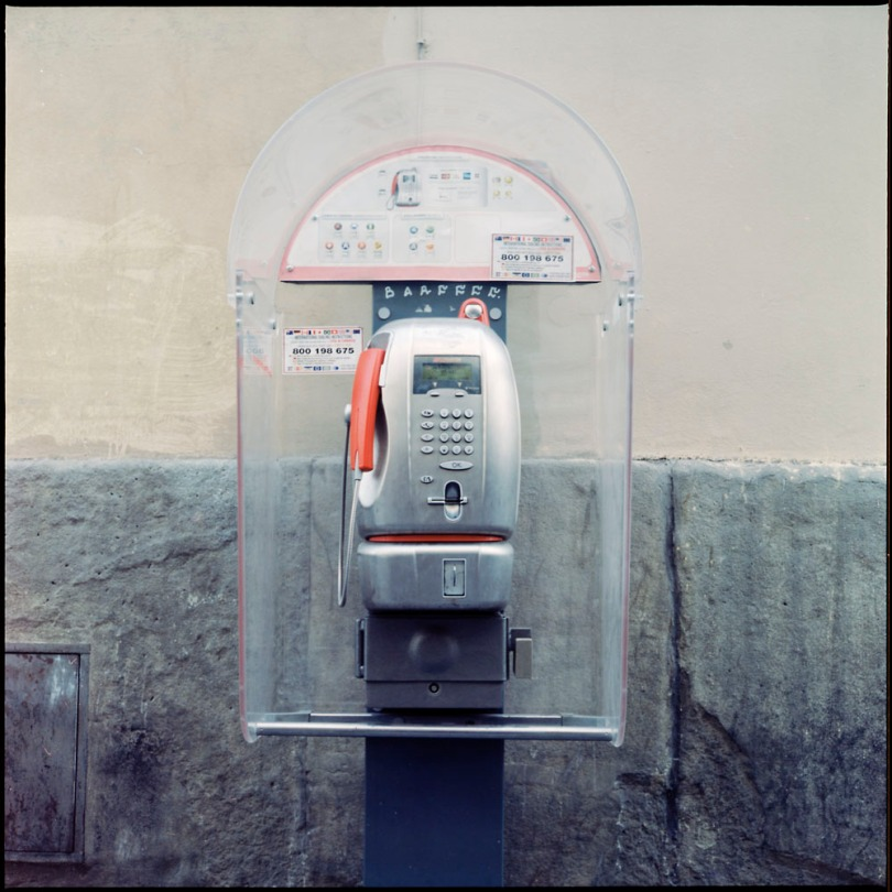Payphone, Florence
