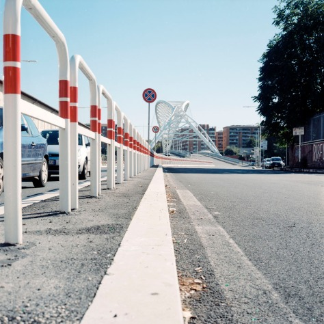 Safety Barrier, Garbatella