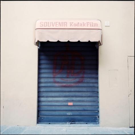 Souvenir Kodak Film, Florence