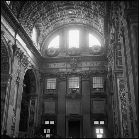 St. Peter's Entrance, Clocks