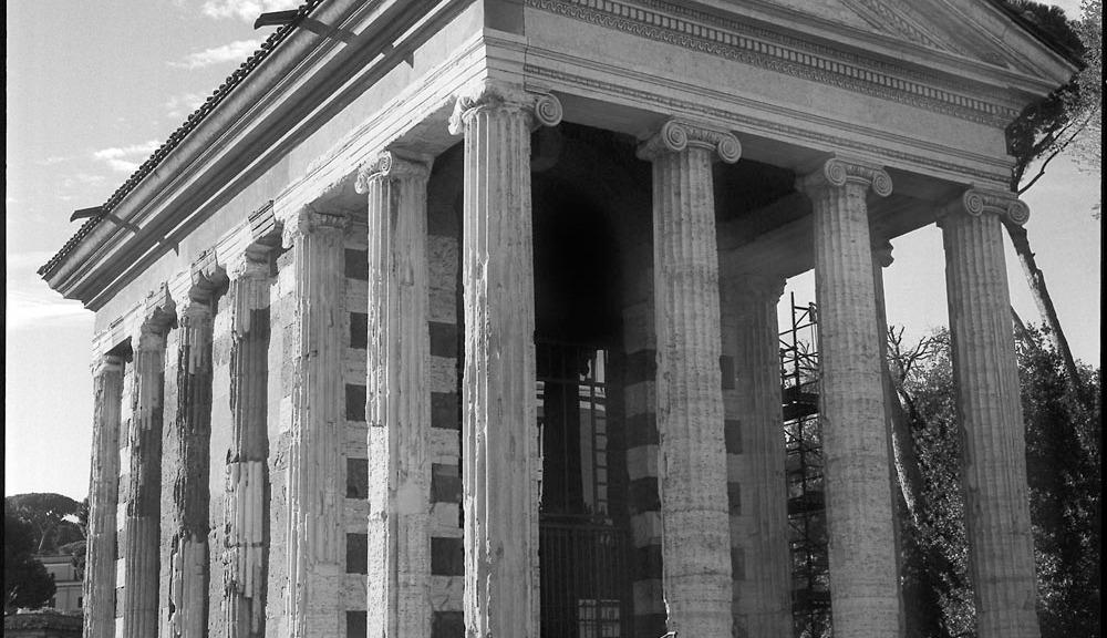 Temple Of Portuno
