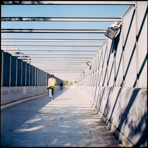 Two People, Overpass, Garbatella