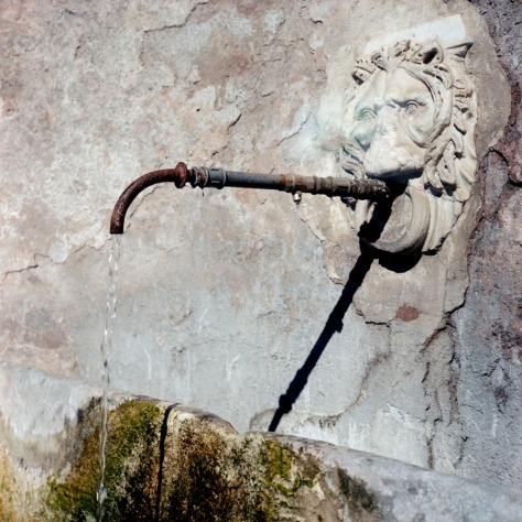 Water Fountain, Colosseum