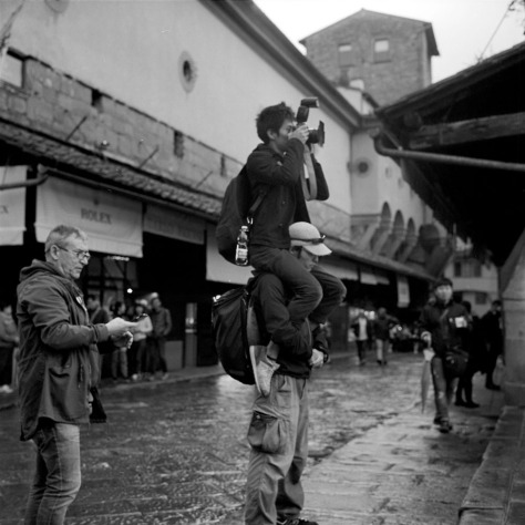 Wedding Photographer, Ponte Vecchio