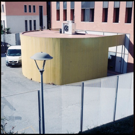 Yellow Wall, Garbatella