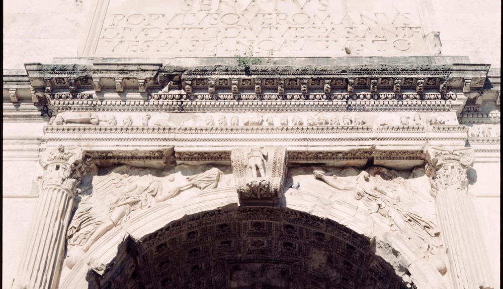 Trajan's Arch, Forum