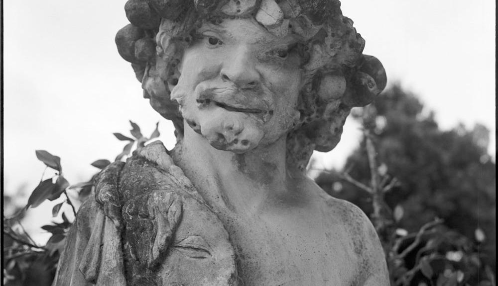 Bacchus, Villa Borghese Gardens