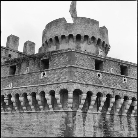 Bastion, Castel Sant'Angelo