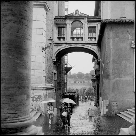 Bridge to City Hall, Capitoline Hill