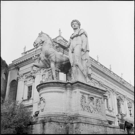 Equestrian Statue, Capitoline Hill
