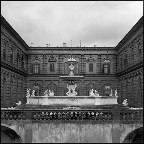 Fountain, Palazzo Pitti