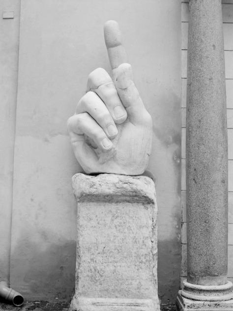 Colossal Hand