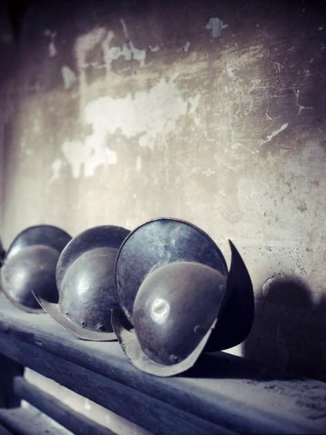 Helmets, Castel Sant'Angelo