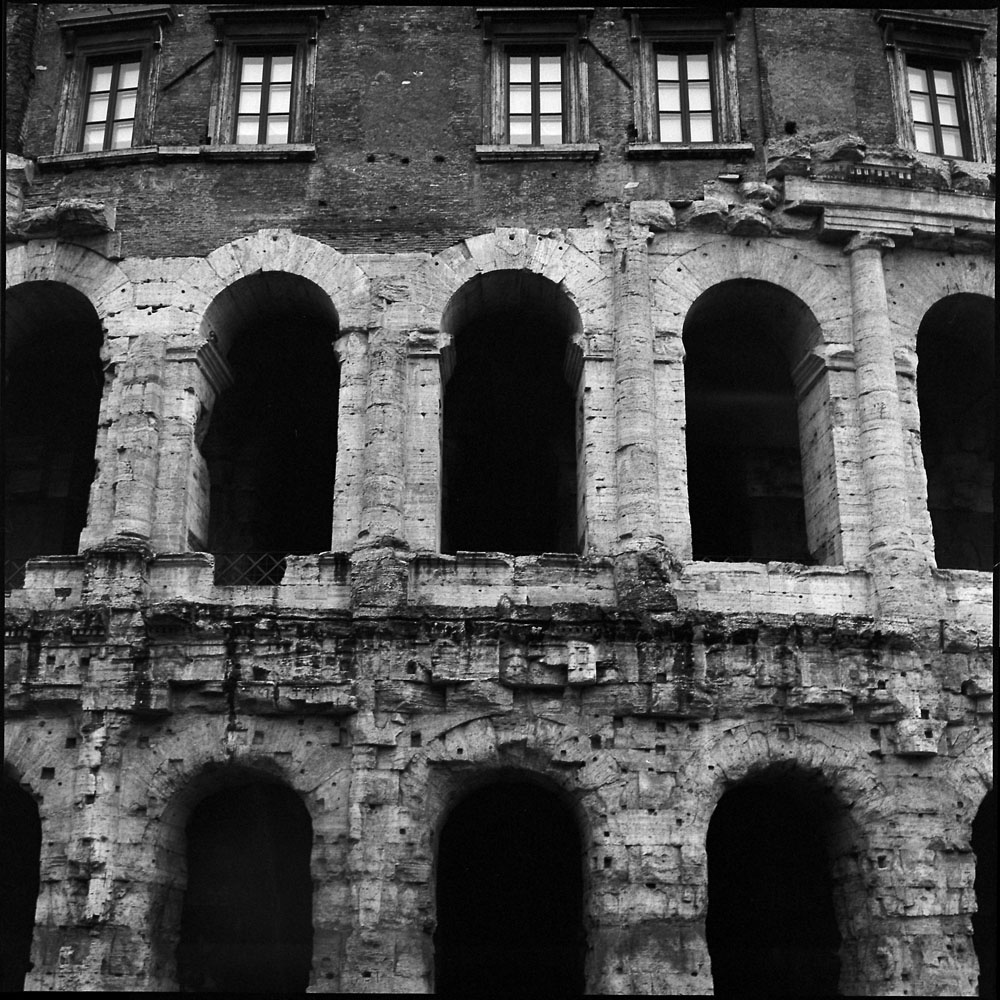 Theater of Marcellus   dcphotoartist