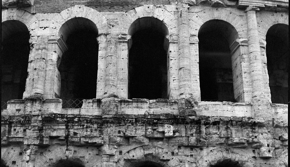 Arches, Theater of Marcellus