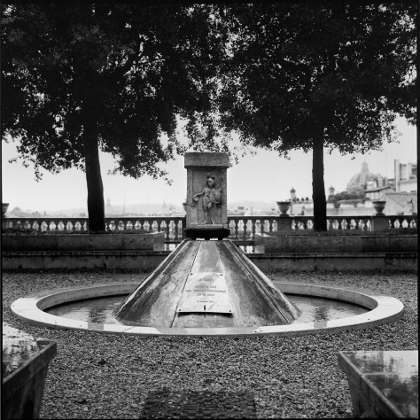 Peace Fountain, Capitoline Hill