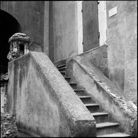 Stairs, Lantern, Castel Sant'Angelo