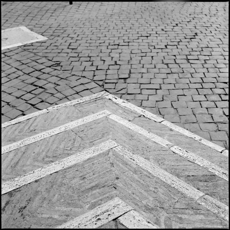 Steps, Castel Sant'Angelo