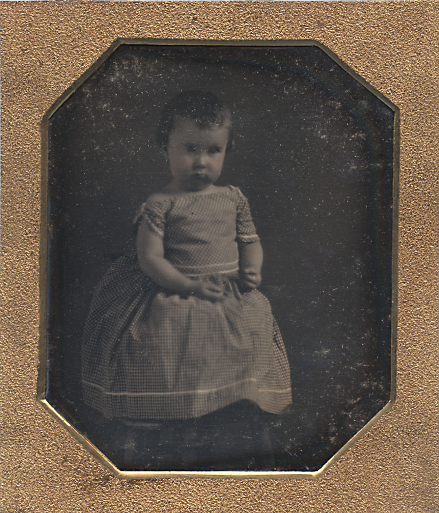 Little Girl, by Evans