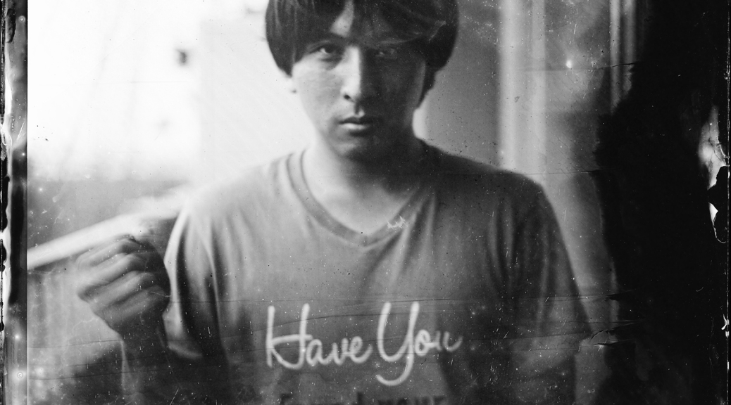 Self-Portrait, Yugo Ito
