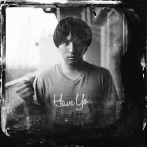 Self-Portrait, Yugo Ito