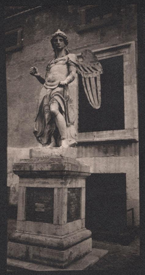 Archangel Michael, Castel Sant'Angelo