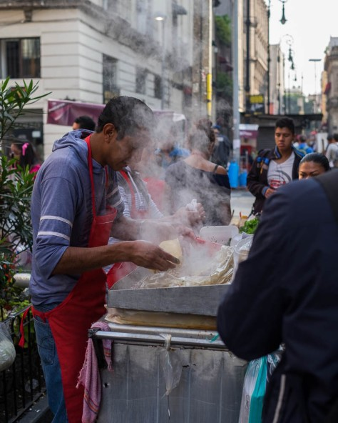 Cooking Street Food