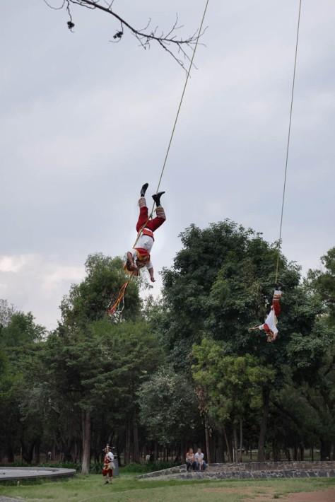 Dancers, Chapultepec