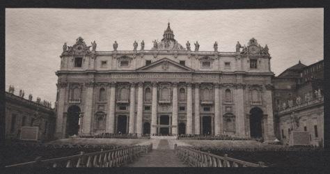 St. Peter's Facade