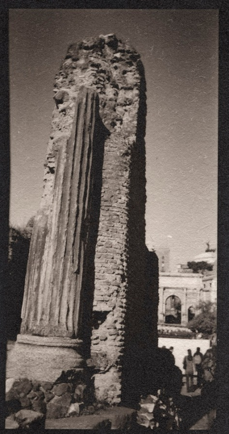 Column Fragment, Imperial Forum
