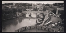 Tiber River from Castel Sant'Angelo