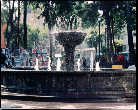 FountainSanAngelArtPark