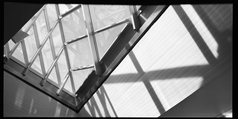Skylight,National Gallery Cafeteria