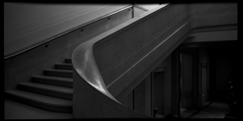 Stairs, National Gallery