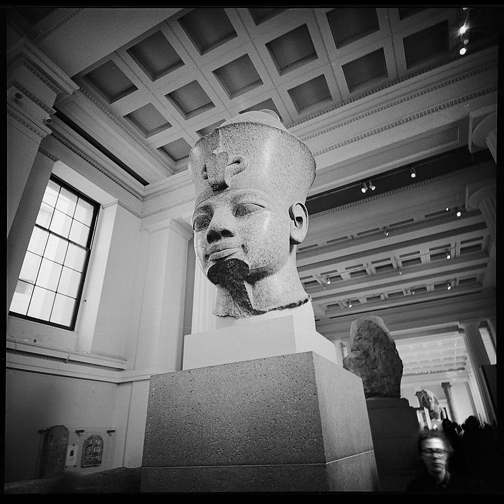EgyptianBustBritishMuseum